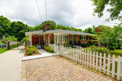 East Nashville Single Family Home For Sale: 2611 Barclay Dr