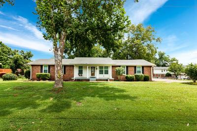 Columbia Single Family Home For Sale: 6002 Clifton Dr