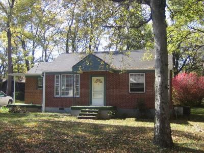 East Nashville Single Family Home For Sale: 2216 Pinewood Rd