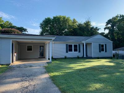 Lawrenceburg Single Family Home Active Under Contract: 516 E Heights St