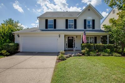 Spring Hill  Single Family Home For Sale: 1610 Harrison Way