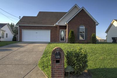 Single Family Home Sold: 5145 Brookstone Ct
