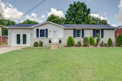 Bellevue Single Family Home For Sale: 6532 Upton Ln