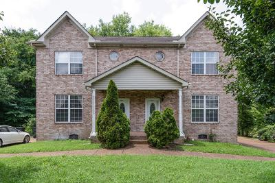 Antioch Condo/Townhouse For Sale: 432 Carl Miller Dr