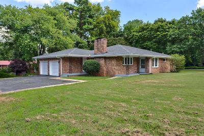 Clarksville Single Family Home For Sale: 20 E Bel Air Blvd