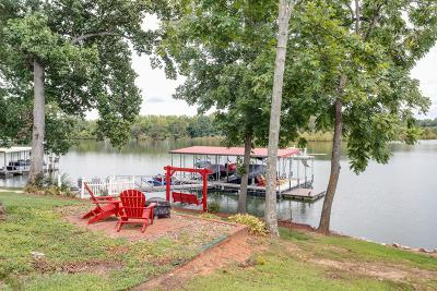 Estill Springs Single Family Home For Sale: 587 Waters Edge Dr