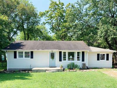 Maury County Single Family Home For Sale: 801 1st Ave