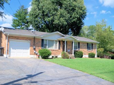 Columbia Single Family Home For Sale: 208 Birchwood Dr