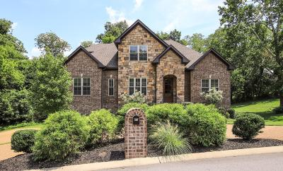 Mount Juliet Single Family Home Active Under Contract: 349 Windhaven Bay