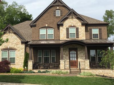 Franklin Single Family Home For Sale: 308 Terri Park Way