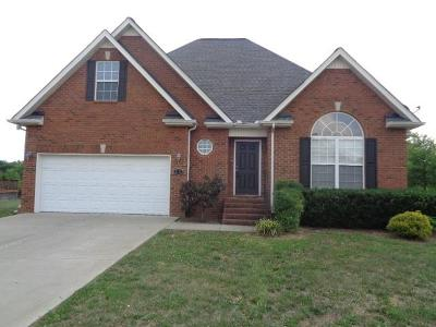Rutherford County Rental For Rent: 5219 Cloister Drive