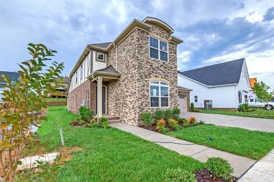 Murfreesboro Single Family Home For Sale: 4602 Maryweather Ln, Lot 6