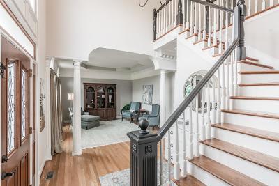 Hendersonville Single Family Home For Sale: 136 Blue Ridge Trce