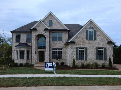 Nolensville Single Family Home For Sale: 1040 Lawson Ln, Lot 208