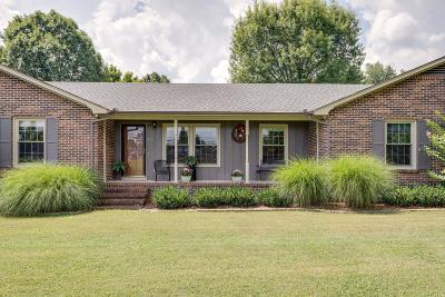Marshall County Single Family Home Active Under Contract: 411 Depot St