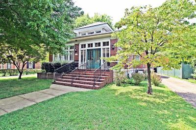 Springfield Single Family Home For Sale: 307 N Main St