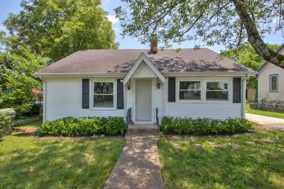 Wilson County Single Family Home Active Under Contract: 507 Highland Park