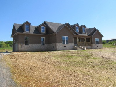 Shelbyville Single Family Home For Sale: Hwy 41a North