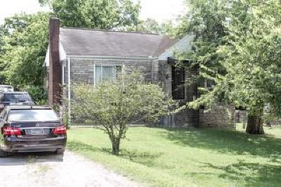 Nashville Single Family Home For Sale: 220 37th Ave N
