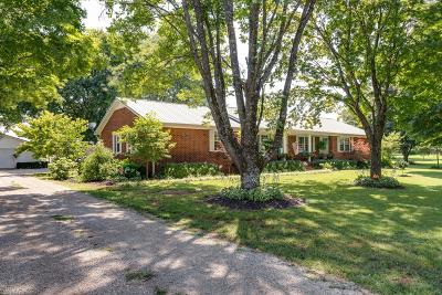 Winchester Single Family Home For Sale: 3177 Lynchburg Rd