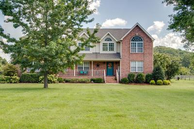 Sumner County Single Family Home For Sale: 2266 New Hope Rd