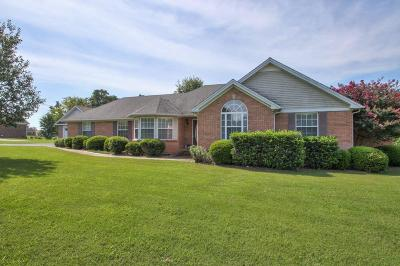 Spring Hill Single Family Home Active Under Contract: 265 Red Oak Trl