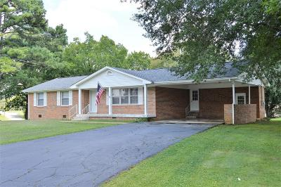 Lewisburg Single Family Home Active Under Contract: 605 Fairlane Dr