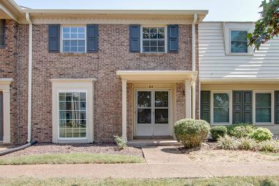 Nashville Condo/Townhouse For Sale: 8207 Sawyer Brown Rd Apt G4