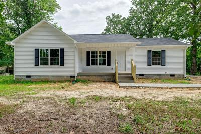 Dickson Single Family Home Active Under Contract: 1318 Yellow Creek Road