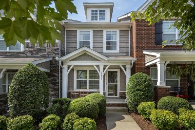 Hermitage Condo/Townhouse For Sale: 1236 Riverbrook Dr