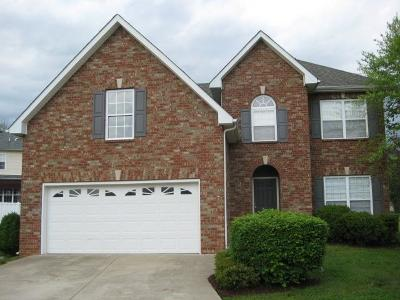 Rutherford County Rental For Rent: 3315 Diamond Court
