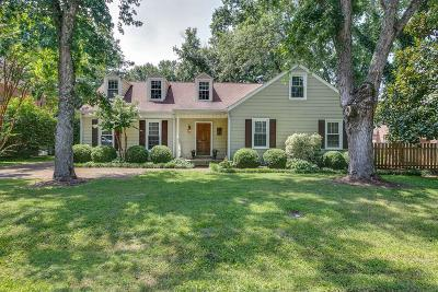 Franklin Single Family Home For Sale: 231 Countryside Dr