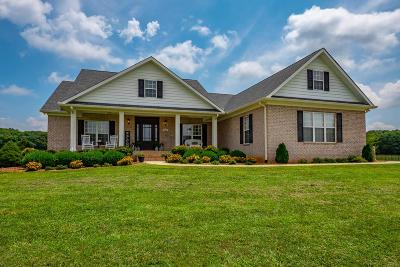 Lewisburg Single Family Home For Sale: 3640 Clark Rd