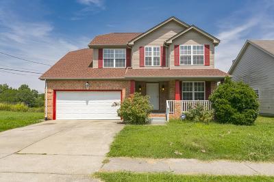 Antioch Single Family Home For Sale: 2745 Windcrest Trl