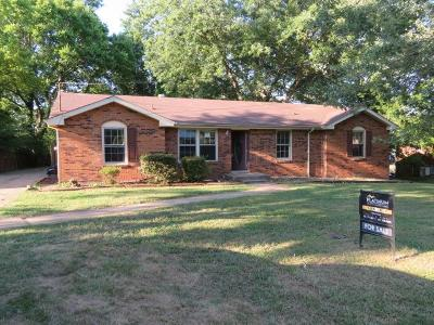 Clarksville Single Family Home For Sale: 312 Dale Ter