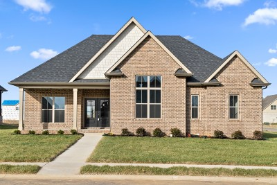 Clarksville Single Family Home For Sale: 61 Hereford Farms