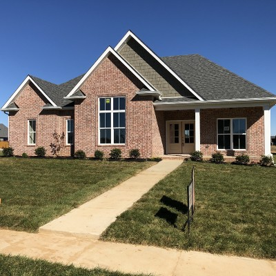 Clarksville Single Family Home For Sale: 63 Hereford Farms
