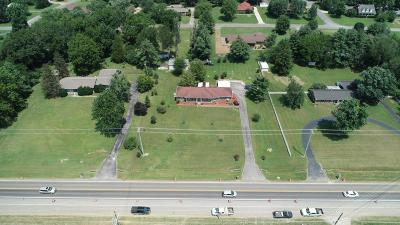 Murfreesboro Commercial For Sale: 2348 New Salem Hwy