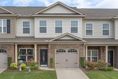 Wilson County Condo/Townhouse For Sale: 812 Meadow Crest Way
