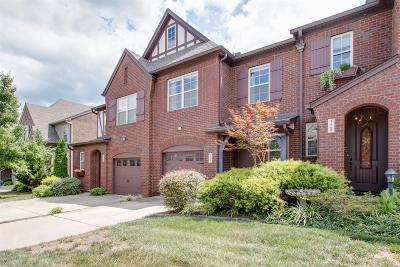 Mount Juliet TN Condo/Townhouse For Sale: $254,900