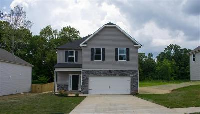 Clarksville Single Family Home For Sale: 396 West Creek Farms