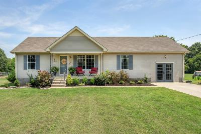 Smyrna Single Family Home For Sale: 469 Martha Ln