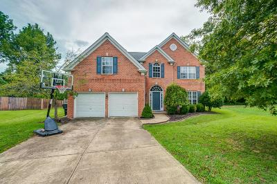Mount Juliet TN Single Family Home Active Under Contract: $345,000