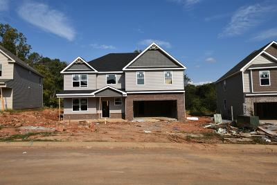 Clarksville Single Family Home For Sale: 399 West Creek Farms