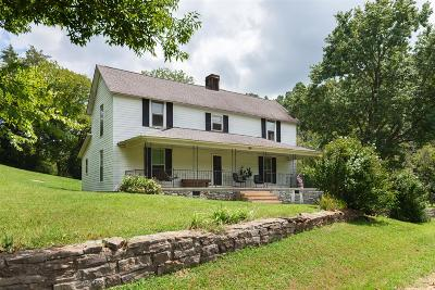 Marshall County Single Family Home For Sale: 3039 Pigg Hollow Rd