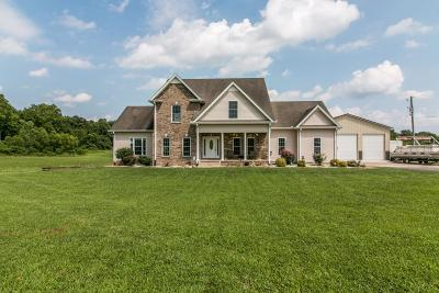 Clarksville Single Family Home For Sale: 3021 Seven Mile Ferry Rd