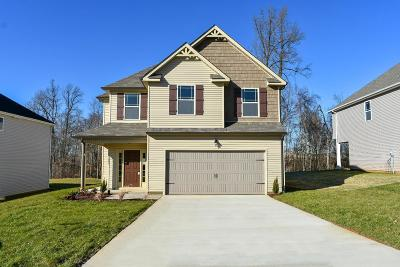 Clarksville Single Family Home For Sale: 393 West Creek Farms