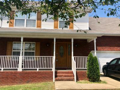 Smyrna Single Family Home For Sale: 6004 Inglenook Dr