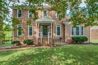 Bellevue Single Family Home Active Under Contract: 7505 Staffordshire Dr