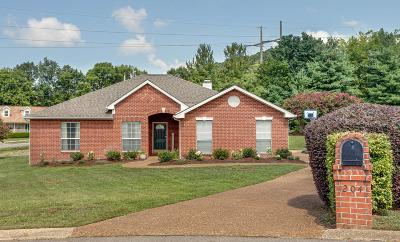 Thompsons Station Single Family Home For Sale: 204 Trophy Court